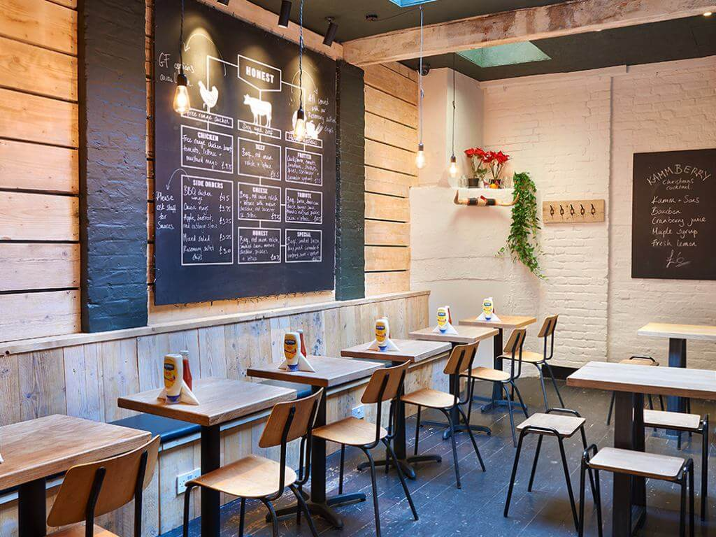Baker Street Restaurant Honest Burgers