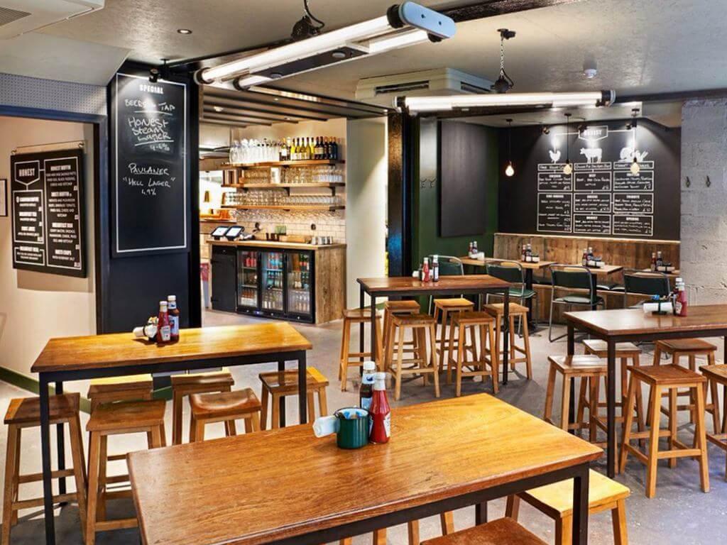 Honest Burgers Spitalfields