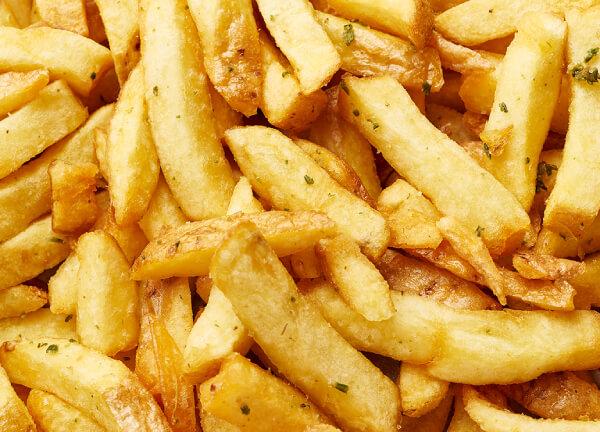 Rosemary chips