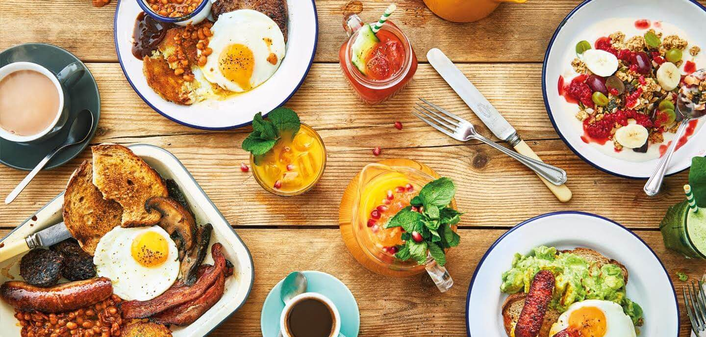 bottomless brunch deals london