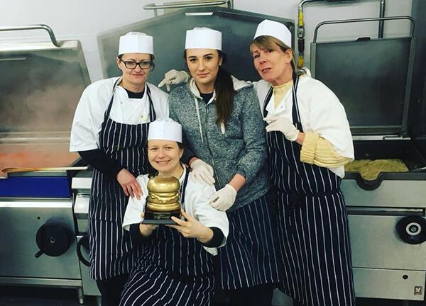 Congratulations Prep Kitchen