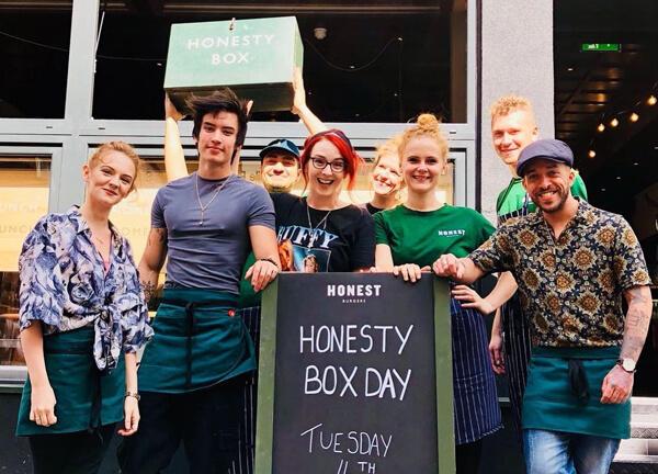 Bristol Honesty Box Day