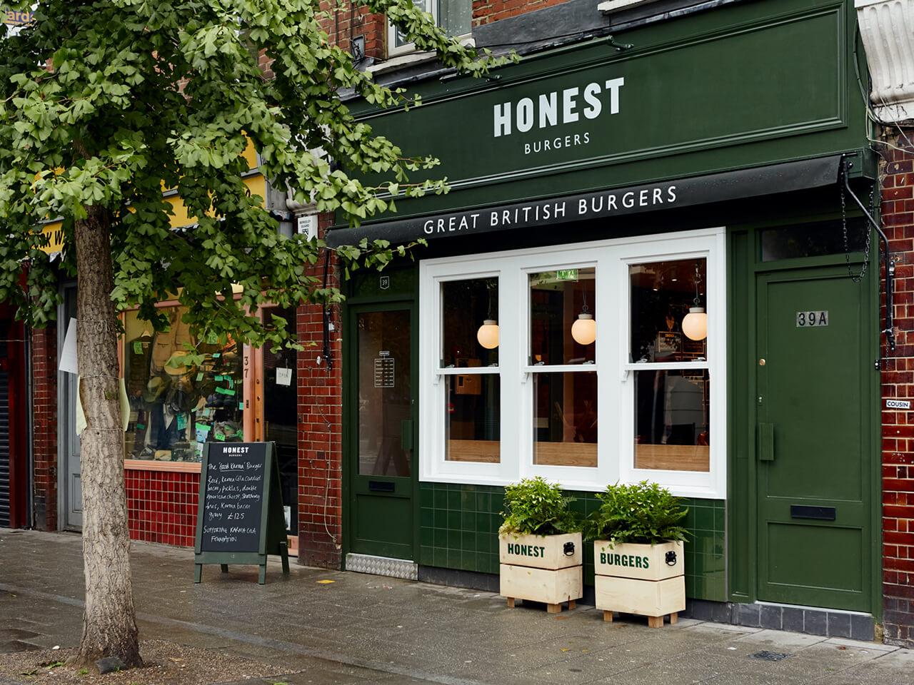 Waterloo Restaurant - Honest Burgers